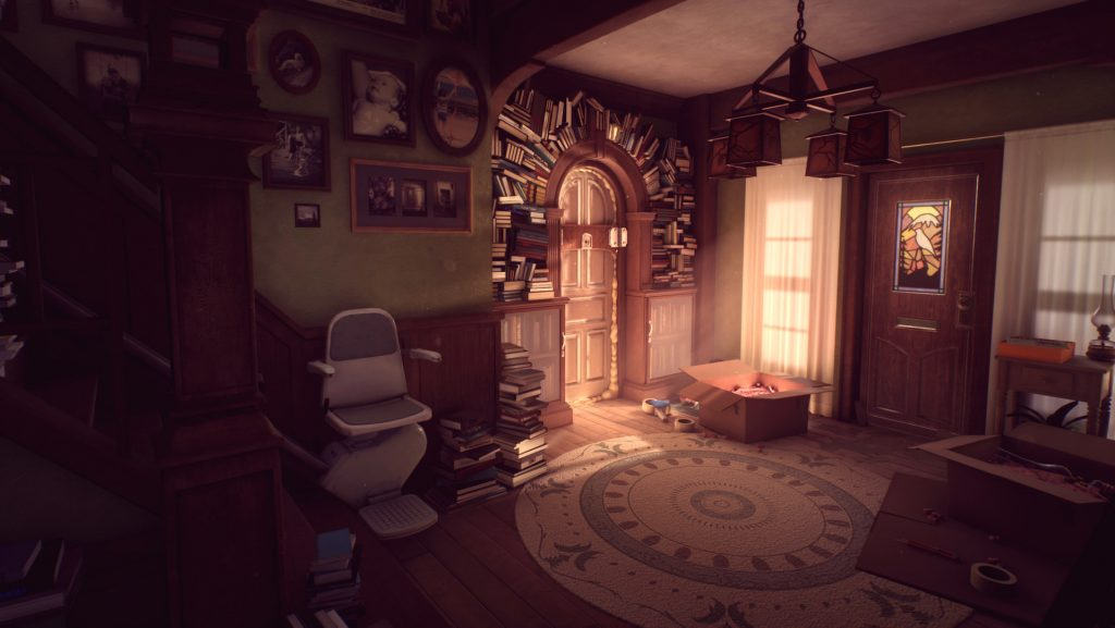 What Remains from Edith Finch
